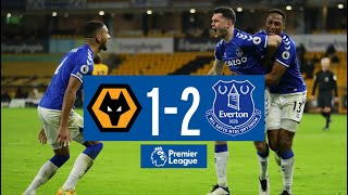 WOLVES 1-2 EVERTON | KEANE + IWOBI EARN ANOTHER BIG AWAY WIN! | PREMIER LEAGUE HIGHLIGHTS