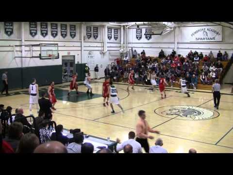 NH Sports Page Basketball Spaulding vs Pembroke Highlights 1-13-15