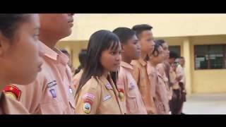 MASA ORIENTASI PRAMUKA GUGUS DEPAN 001-002 SMAN 1 KUPANG 2018