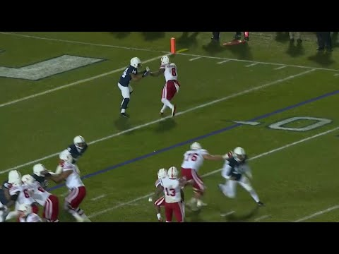 Stanley Morgan One-Hand TD Nab vs. Penn State