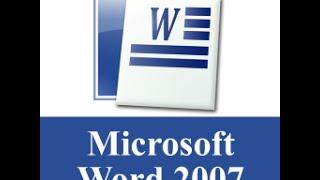 comment changer la langue de son Microsoft office Word 2007?