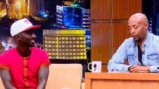Seifu on EBS : Talk With Artist Micky Gonderegna on Seifu Show - ቆይታ ከአርቲስት ሚኪ ጎንደርኛ ጋር::