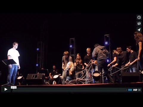 Drama Skit (Sinking Deep) at Night of Worship 2014