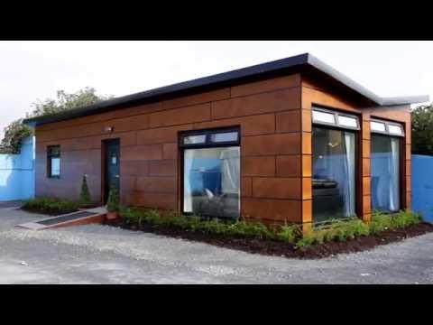 DRHE Modular Housing Solutions Showcase September