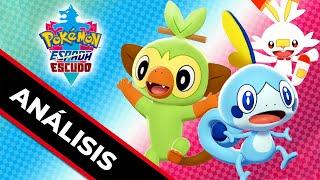 Análisis POKÉMON ESPADA y ESCUDO ⭐️¿El Pokémon Definitivo? [con BlEsSuR] (Nintendo Switch)