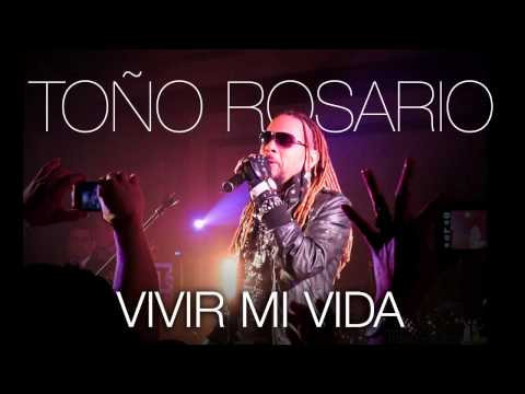 TONO ROSARIO - Vivir Mi Vida [Merengue Version] (Official Web Clip)