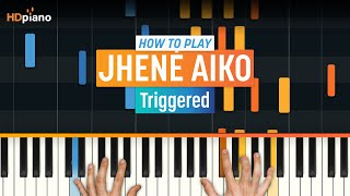 """How To Play """"Triggered (Freestyle)"""" by Jhené Aiko 