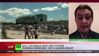 NSA was allegedly hacked, loses financial hacking arsenal to the Dark Web