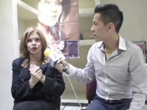 Entrevista Armando Cuenca a la Primera Actriz María Sorté