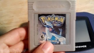 How To Fix A GBC Pokemon Game That Won't Save (Re-done)
