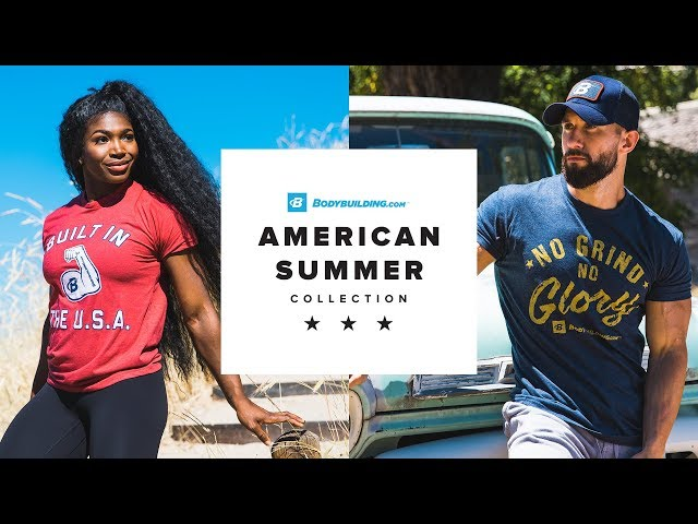 American Summer Collection   Limited-Edition [YouTube 動画] クリックで動画がスタンバイされ、もう1回クリックすると再生します