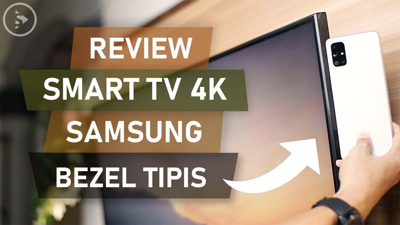 """REVIEW Samsung Crystal UHD Smart TV 43"""" - TV Samsung TU8000 dengan Resolusi 4K MURAH di Tahun 2020"""