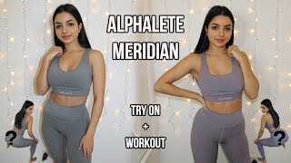 NOT WHAT I EXPECTED | ALPHALETE MERIDIAN | IN DEPTH REVIEW + TRY ON | UNSPONSORED