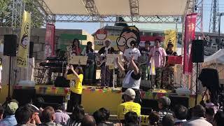 大阪城公園駅前で開催されたラーメンフェスタ 2018.11.11.