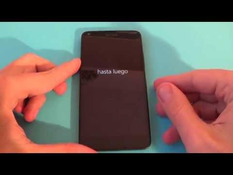 Como resetear Microsoft Lumia 640