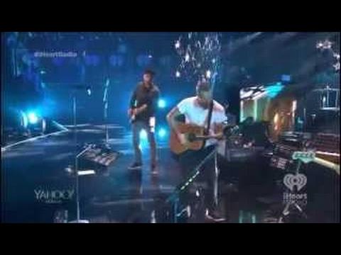 Coldplay iHeartRadio Music Festival 2014