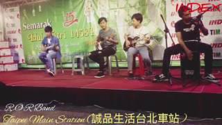 Cover- ASAL KAU BAHAGIA- Armada - R.O.R Band