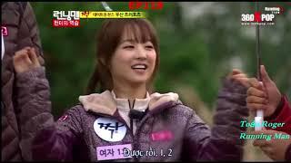 게임 쇼 | 런닝맨 |  Lee Kwang Soo - Kim Jong Kook Của Running Man