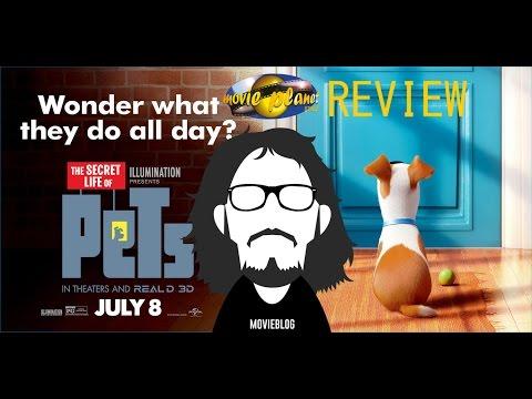 Movie Planet Review- 154: RECENSIONE PETS- VITA DA ANIMALI