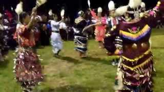 Red Lake Pow wow 2014 Womens jingle special song 2