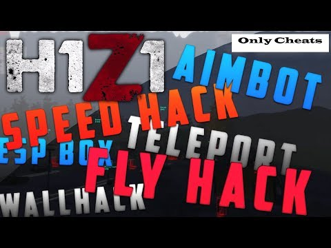 H1Z1 HACK 2017 2018 UNDETECTED PRIVATE...