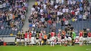 AIK - Kalmar FF 3-0 (2014-07-12)