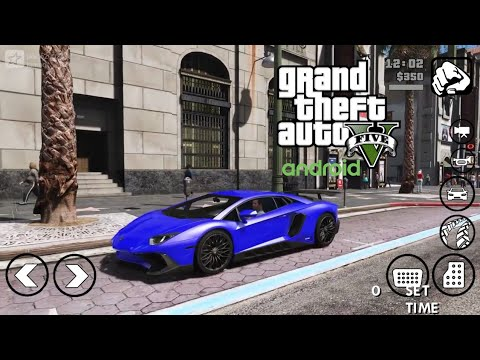 GTA V Ultra Realistic Graphics Offline V3 Mod Pack For GTA San Andreas Android