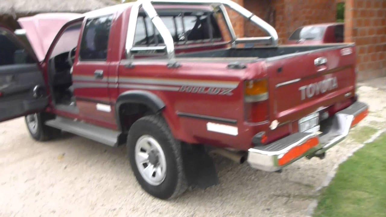 Toyota Hilux 3 0 Srv 4x4 2001 Youtube