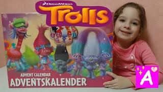 DreamWorks TROLLS Movie new trailer ТРОЛЛИ  календаря троллей видео для детей