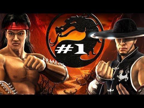 เปิดตำนานศึกยอดคนทะลุโลก - Mortal Kombat Shaolin Monks #1 w/ ป๋อง เดอะ คอสเพล์เยอร์