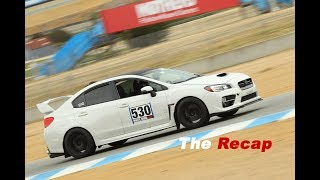 15 STI with new IAG Engine at a Track Day