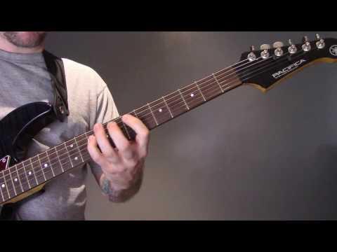 Taake - Hordalands Doedskvad Part I Guitar Lesson