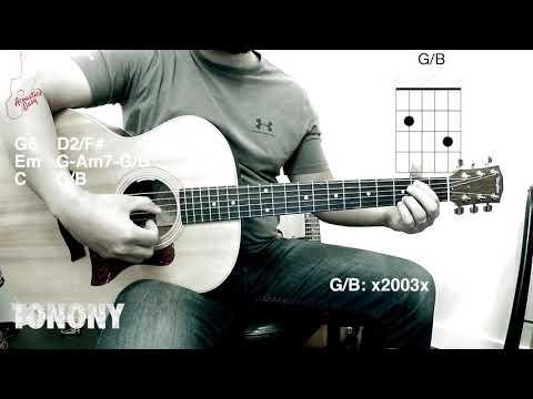 Teny Mamy (Tovo J'Hay) - Guitar Tutorial