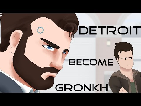 Detroit: Become Gronkh