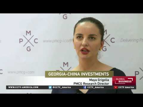 Georgia sees surge in Chinese investment