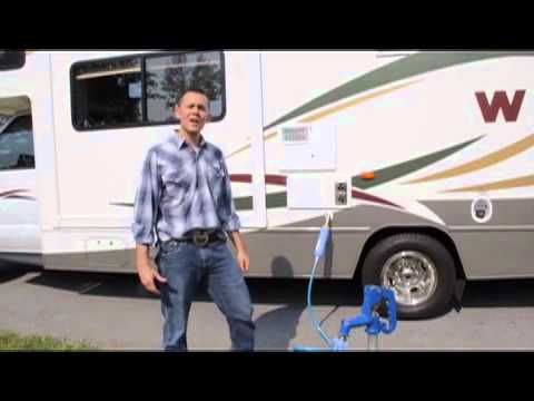 Rv Water Pressure Regulation Camco 40143 Youtube