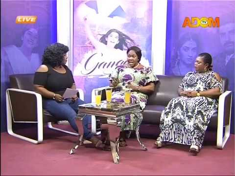 Gangaa Chat Room - Adom TV (25-5-18)