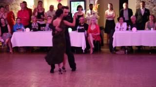 Jonathan Saavedra & Clarisa Aragon (2) - Toronto Tango Festival 2016