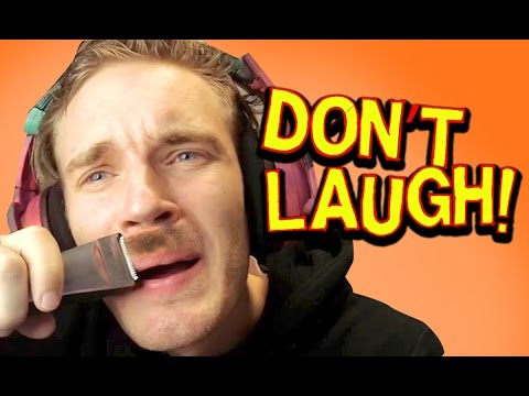 Thumbnail: TRY NOT TO LAUGH! **moustache edition**