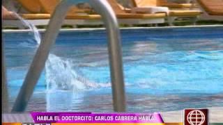 Orlando Fundichely habló sobre las pasiones que despierta 'Carlos Cabrera' en 'Al Fondo Hay Sitio'