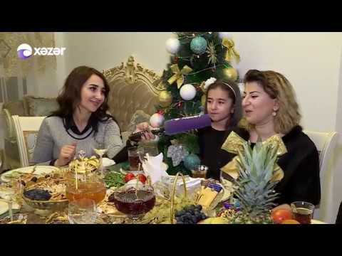 Evdəkilərə Salam - Moskva (07.01.2018)