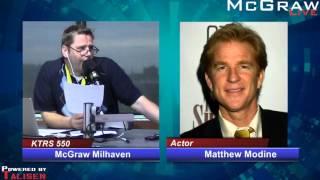 Matthew Modine: The Brainwashing of My Dad