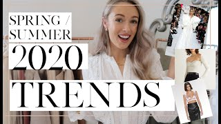 SPRING SUMMER 2020 TRENDS // + How To Wear Them Now // Fashion Mumblr