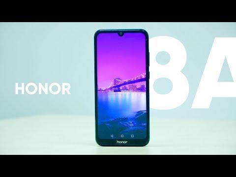 NFC за 4к. Honor 8A - обзор смартфона. Eldorado.ua
