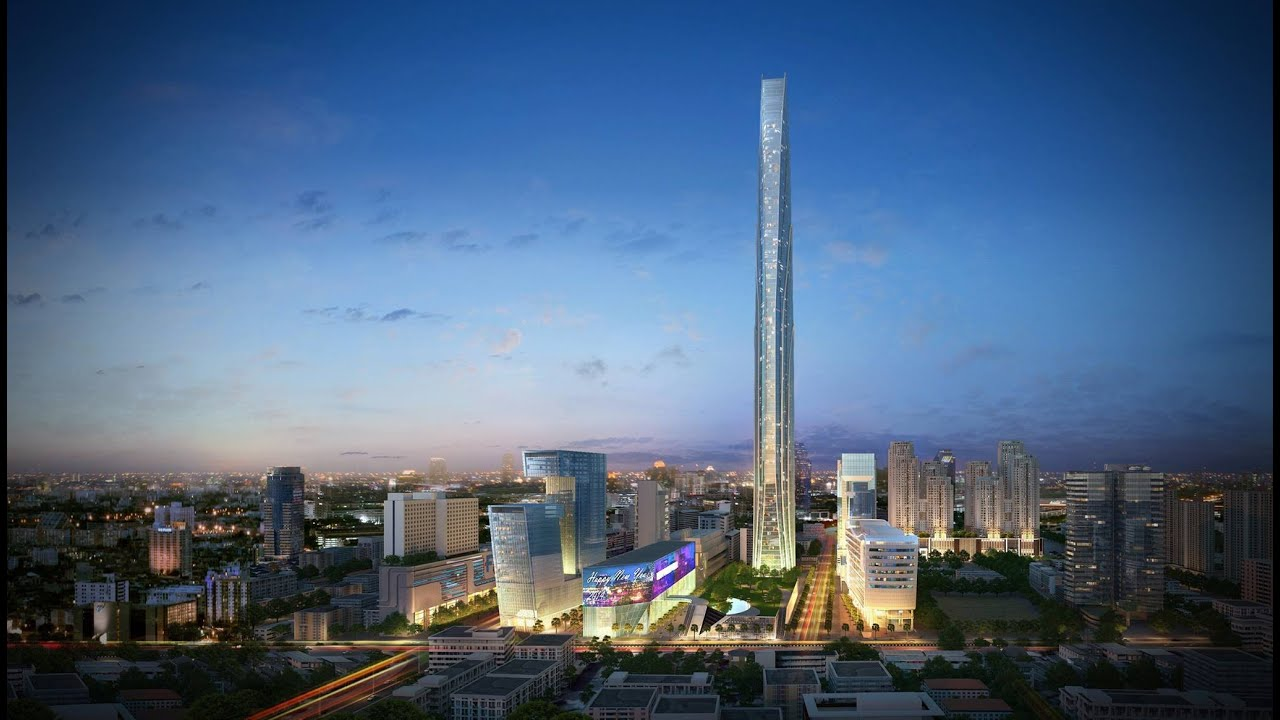 Bangkok Tallest Building Project 2015