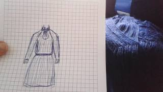 видео Вязаные платья: длинные, короткие, летние, зимние...