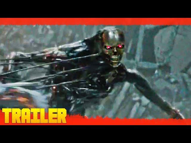 Terminator: Destino Oscuro (2019) Tráiler Oficial #2 Subtitulado