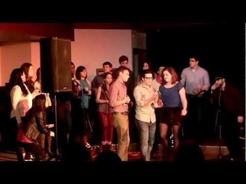 """Muhlenberg's InAcchord """"End of the Road"""""""