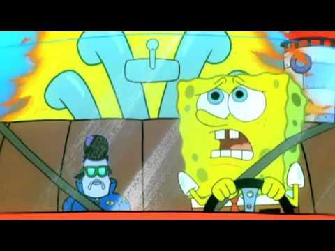 HQ NEW Spongebob Squarepants Drive Thru Official UK Promo