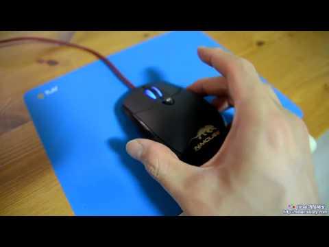 스카이디지탈 NMOUSE 4K 게이밍 마우스